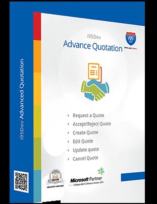 i95Dev Advanced Sales Quotes Extension