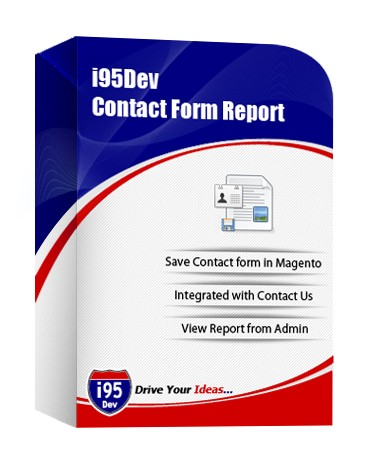 Magento Contact US Report Extension