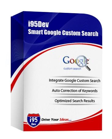 Smart Google Custom Search Extension