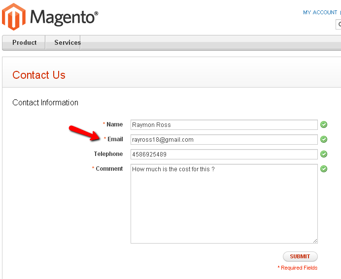 Magento Integration with SalesForce CRM
